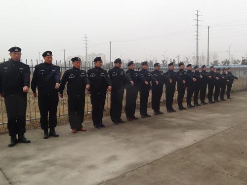 保安员的着装、仪容、举止、礼节规范